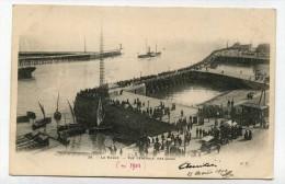 CP , 76 , LE HAVRE , Vue D'ensemble Des Quais - Port