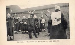 CLUNY GADZ´ARTS MONOME DES 508 (108-111) - Cluny