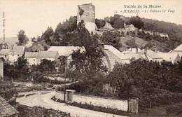 Cpa HIERGES,  Le Château, 2ème  Vue (36.51) - Francia
