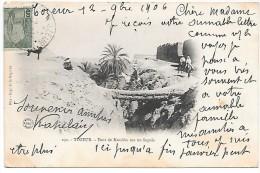 TUNISIE - TOZEUR - Pont De Krechba Sur Un Seguia - Tunisia