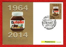 Italia - 2014 - NUTELLA - Tematica Le Eccellenze Del Sistema Produttivo Ed Economico - 2011-...:  Nuovi