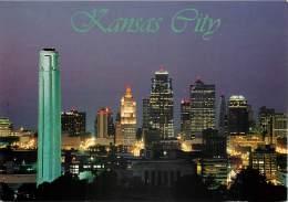 Liberty Memorial, Kansas City, Kansas, United States USA US Postcard - Kansas City – Kansas