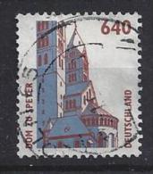 Germany 1995   Sehenswurdigkeiten  (o)  Mi.1811 - [7] République Fédérale