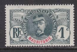 Mauritania  1    * - Mauritania (1906-1944)