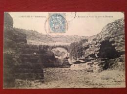 07 Ardèche  611 Bis Environs De LES VANS Le Pont De NAVES - Les Vans