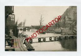 STUIVEKENSKERKE-Carte Photo Allemande-Guerre 14-18-1WK-BELGIEN-Flandern- - Diksmuide