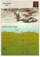 D Day - Débarquement En Normandie 6 Juin 1944 Gold Beach - Francia