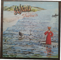33 Tours GENESIS Phil Collins  Foxtrot - Rock