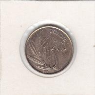 20 FRANCS Baudouin I 1993 FL Qualité++++ - 1951-1993: Baudouin I