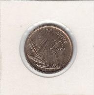 20 FRANCS Baudouin I 1981 FR Qualité++++ - 1951-1993: Baudouin I