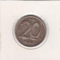 20 FRANCS Albert II 1994 FL Qualité++++ - 04. 20 Francs