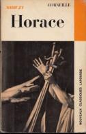 Horace ( 1965 ) De Corneille En 121 Pages - Theatre