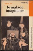 Le Malade Imaginaire ( 1965 ) De Molière En 157 Pages - Theatre