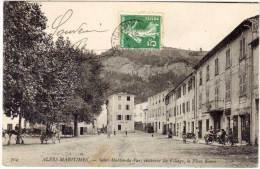 SAINT MARTIN DU VAR - Intérieur Du Village - La Place Neuve  (68555) - Other Municipalities