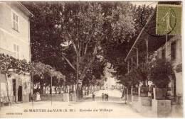 SAINT MARTIN DU VAR- Entrée Du Village(68559) - Other Municipalities