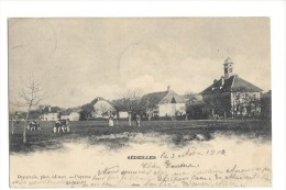 9463 - Sédeilles - VD Vaud