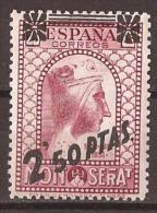 ES791-L4176TR.España.Spai N,Espagne.VIRGEN  DE MONTSERRAT,sobrecargado  1938 (Ed 791**) Nuevo, Sin  Charnela - Cristianismo