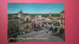 Spinazzola - Piazza Plebiscito E Chiesa Purgatorio - Bari