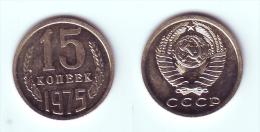 Russia 15 Kopeks 1975 - Russia