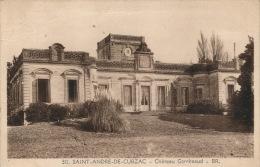 SAINT ANDRÉ DE CUBZAC - Château Gombeaud - Other Municipalities