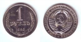 Russia 1 Rouble 1986 - Russia