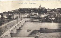 FRANCHE COMTE - 70 - HAUTE SAONE - GRAY - Vue Générale - Gray
