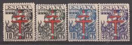 ES948-L4179TRC.España.Spain Spagne.PRO TUBERCULOSOS 1941   (Ed 948/1**) Sin Charnela. MAGNIFICA. - Cristianismo