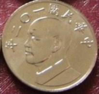 Taiwan 2013 NT$5.00 Chiang Kai-shek CKS - Taiwan