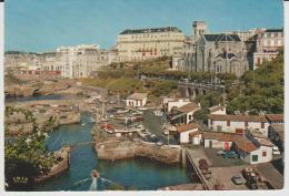 R :  Pyrénées   Atlantique :  BIARRITZ  : Vue   1974 - Biarritz