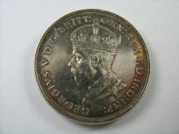 AUSTRALIA  FLORIN  TWO SHILLING  COIN  1927 PARLIAMENT HOUSE SILVER  LOT 29 NUM 3 - Monnaie Pré-décimale (1910-1965)