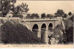 VALLAURIS - Le Pont   .. (68614) - Vallauris