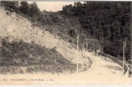 VALLAURIS - Sur La Route - Attelage   .. (68616) - Vallauris