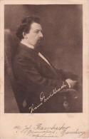 AK Hans Eschelbach (Schriftsteller) - Feldpost - 1915 (4861) - Schriftsteller