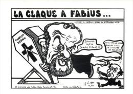 ILLUSTRATION J.LARDIE  -  LA VIE CHEZ LES FRERES TROIS POINTS N° 174  -  FRANC MACONNERIE  -  1990  -  FABIUS - Lardie