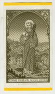 SAINT  IDESBALDE -  SINT IDESBALDUS  - SINT IDESBALD - Images Religieuses