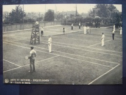 Belgique. ERQUELINNES - Courts De Tennis - Erquelinnes