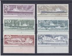 ALLEMAGNE ORIENTALE. Construction Navale De La R.D.A. Sujets Divers - [6] Democratic Republic