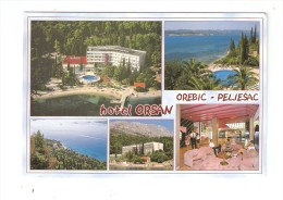 CSM : Croatie : Orebic - Peliesac : Hôtel Orsan - Multivues ( 5 ) - Croatie