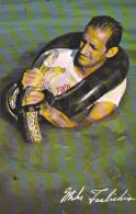 Mike Tsalickis With Giant Anaconda In The Yaguacaco Amazonas Col