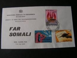== Somalia FDC 1973 - Somalia (1960-...)