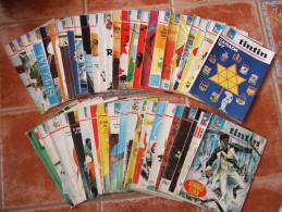 Le Journal De Tintin Lot De 45 Revues De 1967 - Tintin