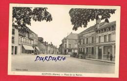 Marne - SUIPPES - Place De La Mairie - France