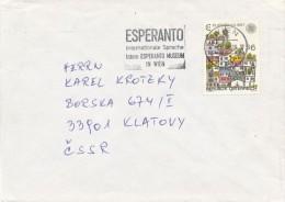 I4595 - Austria (1987) 1150 Wien: ESPERANTO International Language. International Esperanto Museum Vienna. EUROPA Stamp. - Esperanto