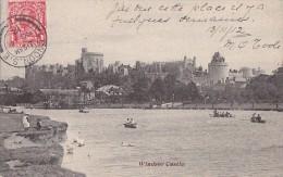 Royaume-Uni -  England / Windsor Castle / Canots Barques - Windsor Castle