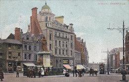 Royaume-Uni -  England / Sheffield / Fargate /  Hornu Belgique 1907 - Sheffield