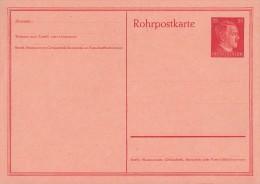 DR Ganzsache Minr.RP 26 Postfrisch Rohrpost - Allemagne
