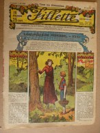 """1932 Journal """"FILLETTE"""" Histoires à Suivre Et Aussi Ponctuelles .SONIA LA PETITE PRINCESSE RUSSE EXILEE DE LA REVOLUTION - Fillette"""