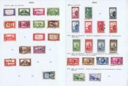 Collection De Plus De 250 Timbres Neufs Et Oblitérés  9 Scans! - Algérie (1924-1962)