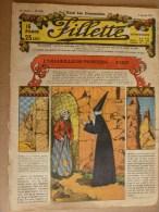 """1932  """"FILLETTE""""  Histoires à Suivre Et Aussi Ponctuelles:  LA MERVEILLEUSE LEGENDE DE TYL Ou LA CRÊPE ENCHANTEE..etc - Fillette"""