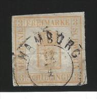 Mecklenburg-Schwerin            Michel    2           o          gestempelt